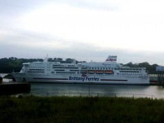 Pont Aven at Plymouth