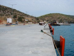 mesta port pier No2