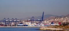 drapetsona dock from piraeus 201011