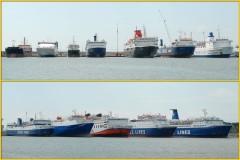 Ships in Drapetsona @ 28/04/2012