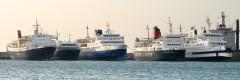 Ships in Drapetsona @ 27/11/2011