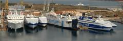 Ships in Salamina @ 31/12/2011