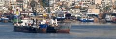 Ships in Perama (31/12/2011)