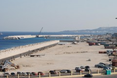 New Port For yachts In Rodos