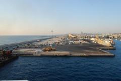 Port Of Rhodes Dorieus Dock