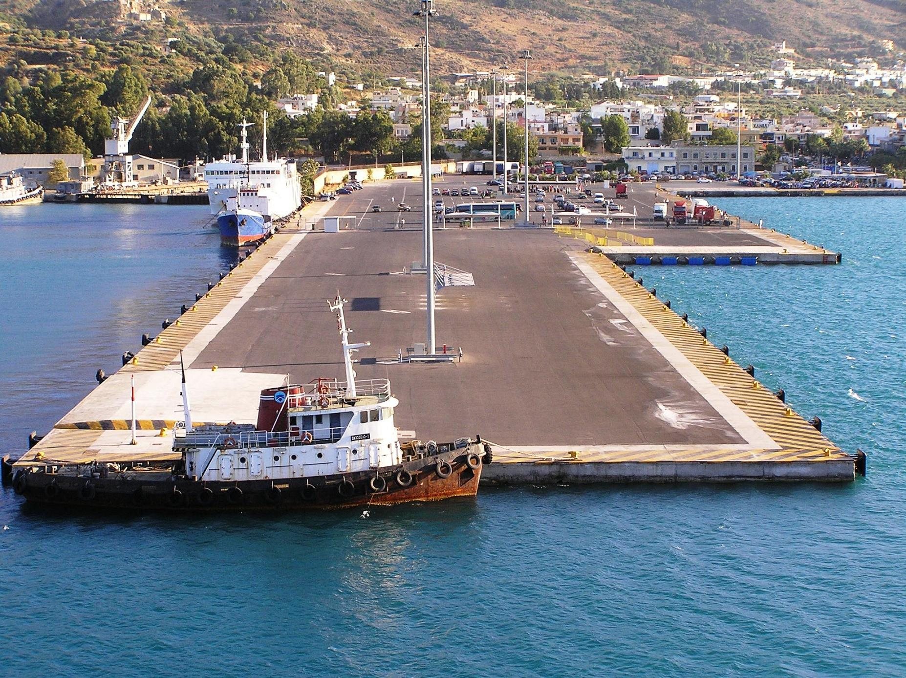 Port Of Souda
