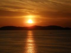 sunset @igoumenitsa 130511