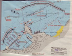 Plan For Port Of Aegina