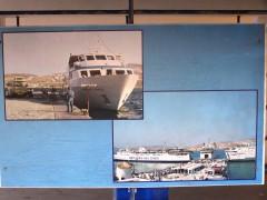 Port Of Paros Aphodite Express Georgios Experss Golden Vergina Poseidon Express