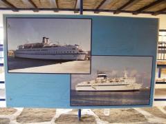 Port Of Paros Princesa Marisa Paloma I