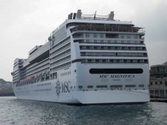 MSC MAGNIFICA At istanbul 1