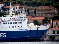 kefalonia manoeuvring@ anchor. vathy ithaca 270908