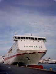 knossos palace @ piraeus 2001 c