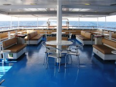Alexandros Wheel Sun Deck