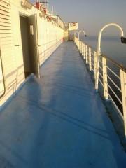 European Express deck