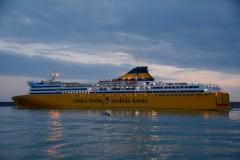 Mega Express Three, June 4th 2016, Livorno