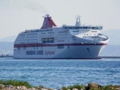 cruise europa @ patra 110713