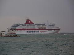 cruise europa off patra 11102015