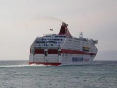 cruise olympia  @ patra 030416  b