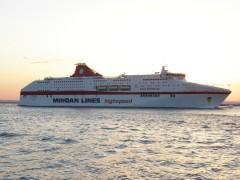 cruise olympia@ patra 14022015 a