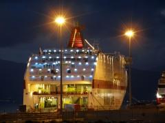 cruise olympia@ patra 01052014