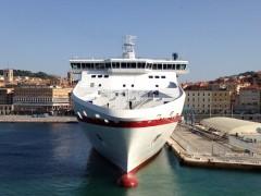 cruise olympia at ancona