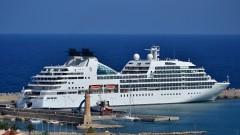 Seabourn Quest στο Ρέθυμνο 14/10/2013