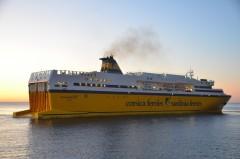 Mega Express Five in Bastia