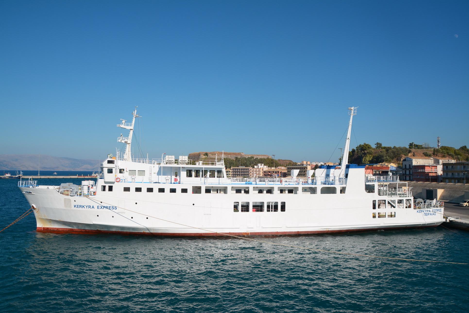 Kerkyra Express 24 08 15 Corfu 4