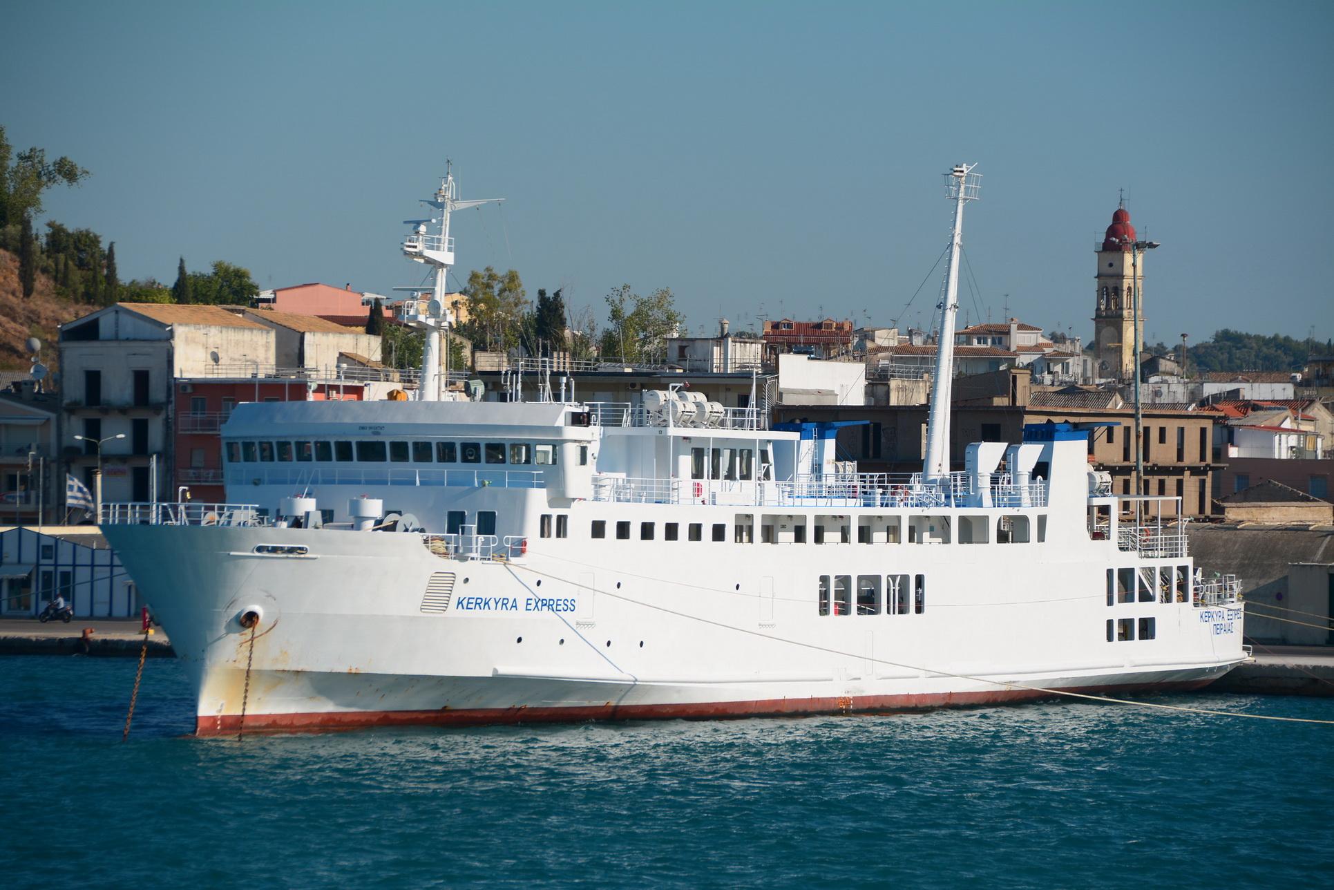 Kerkyra Express 24 08 15 Corfu 8