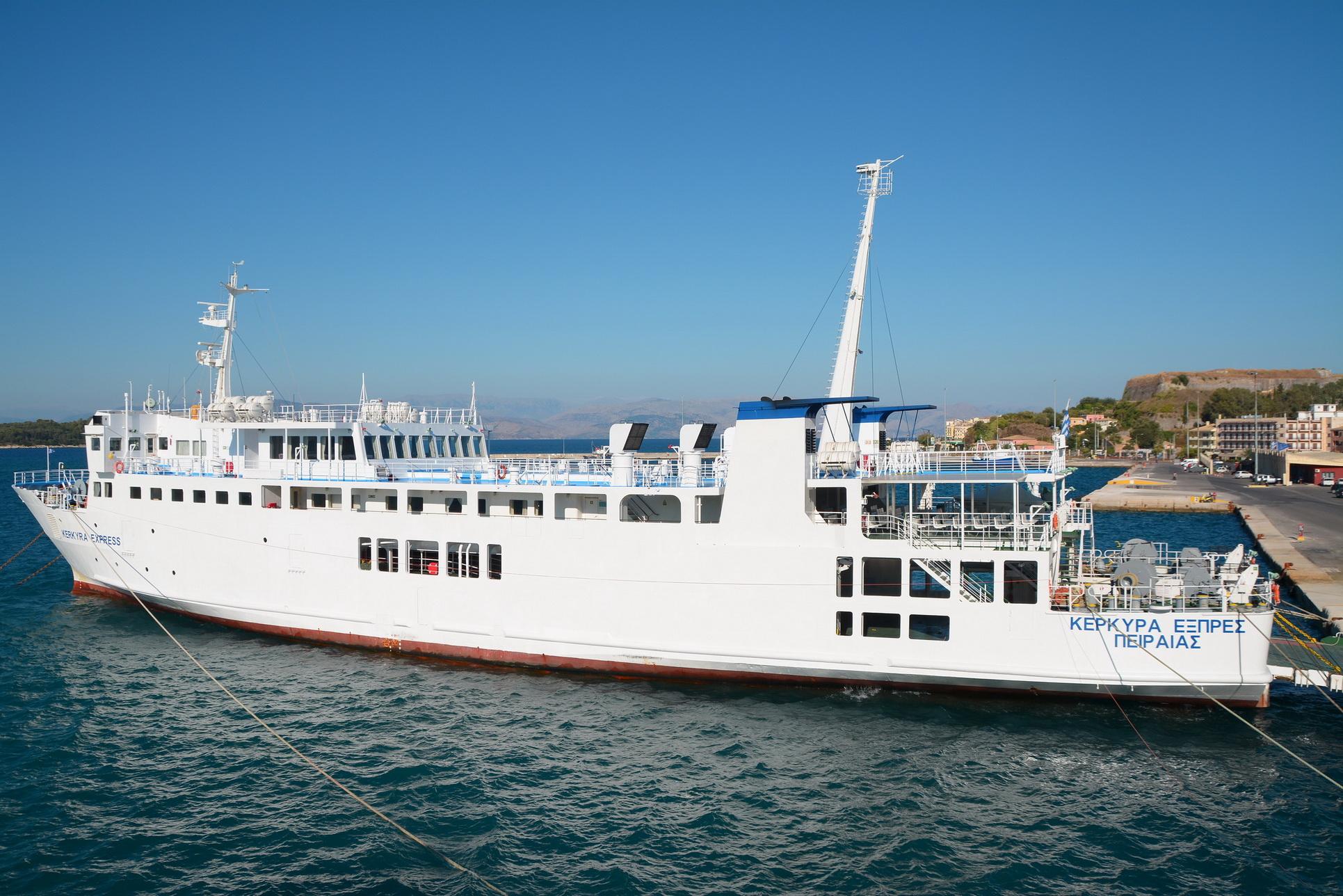 Kerkyra Express 24 08 15 Corfu 2