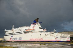 Seafrance Moliere in Dunkirk