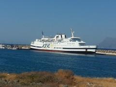 Vitsentzos Kornaros@ Kavonisi (Kastelli) port, 05082014