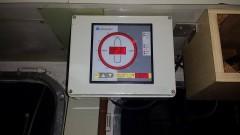 Το ανεμομετρο του Κορναρο απο το ατυχημα στην Κασο.
