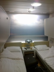 Blue Star Patmos - cabin