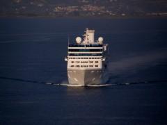 ocean princess westbound@ Rio straits 051012 a