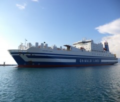 Euroferry Olympia 10/9/14