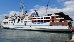 Golden Ferry