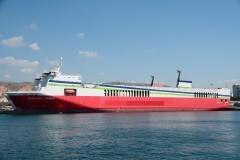 Super-Fast Canarias, 16 June 2014 in Almeria