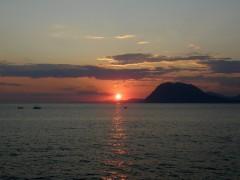 sunset over varassova 060713