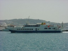 MV DELOS EXPRESS
