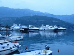 yachting boats