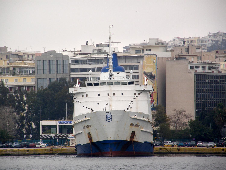 agios georgios @ piraeus 19022014