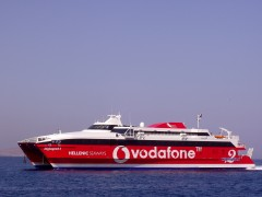 highspeed 2  @ mykonos tourlos port 040805