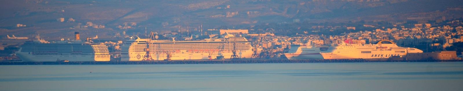 Herakleion Port