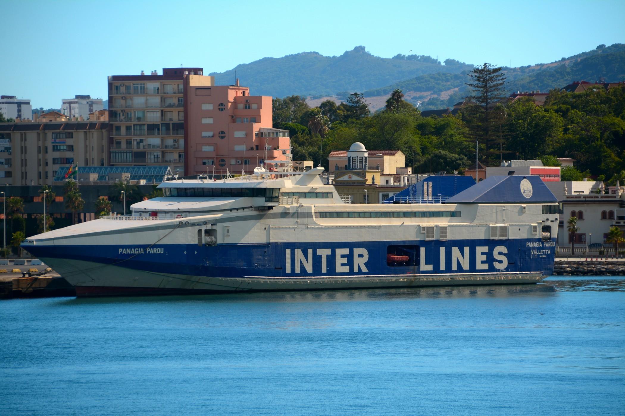 Panagia Parou 25 07 15 Algeciras