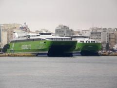highspeed 4 &5 @ piraeus 19022014