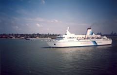 Hamburg in Harwich