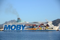 Moby Freedom in Olbia