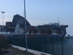 Norman Atlantic Bari